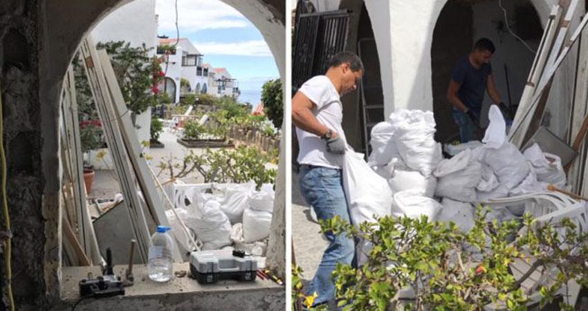 Lägenhetsrenovering i Mogans kommun – Gran Canaria